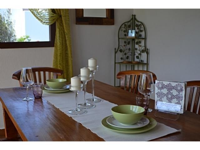 Dining table - Villa Ahlmatel, Playa Blanca, Lanzarote